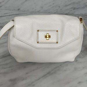 Marc by Marc Jacobs white Crossbody